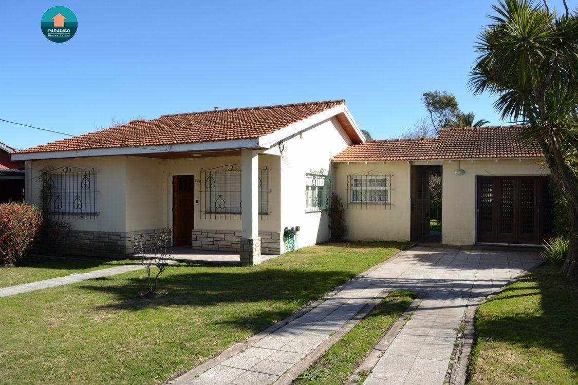 Casa en Alquiler en Miramar ofrecido por Paradiso Bienes Raices