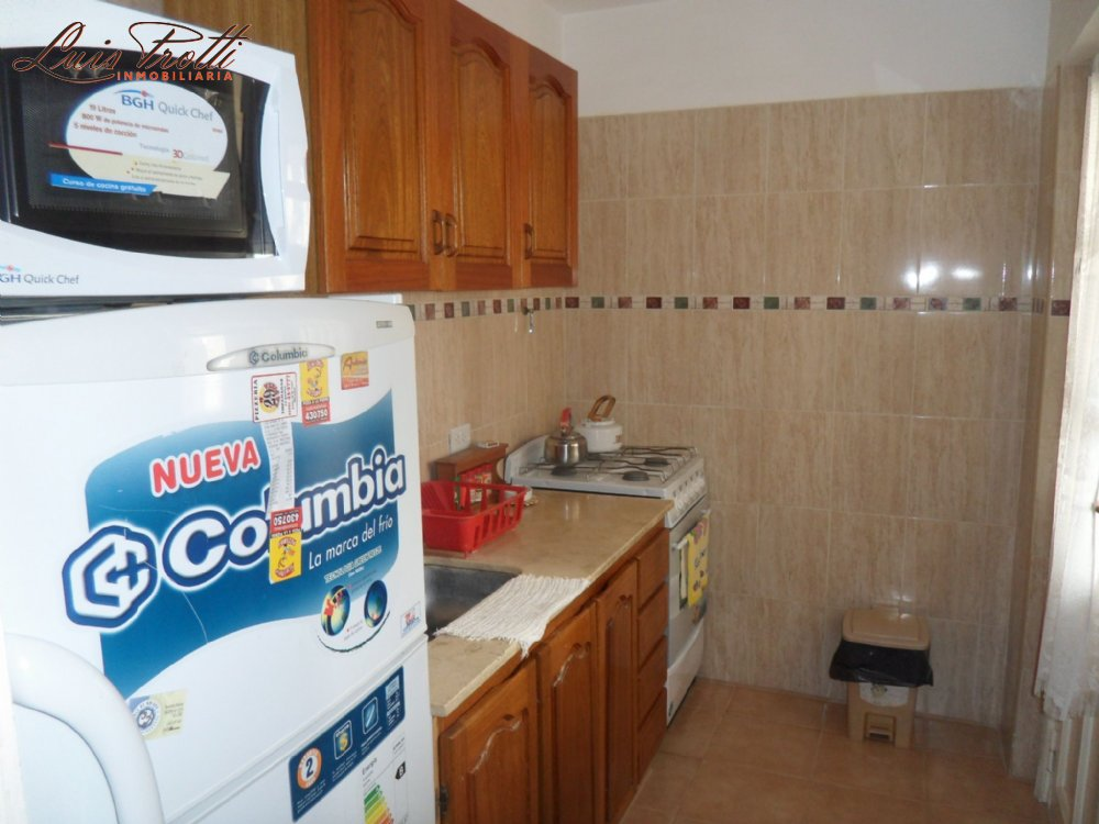 Depto en Alquiler en Miramar ofrecido por Luis Protti Inmobiliaria