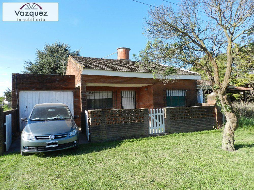 Alquiler temporal de Casa en Parquemar para 5 personas provisto por Vazquez Inmobiliaria | Primavera 2020 | Miramar