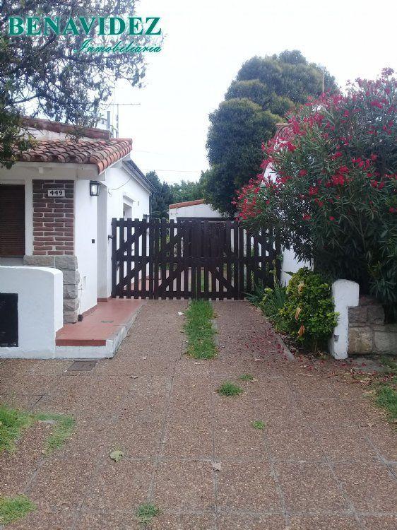 Chalet en Alquiler en Miramar ofrecido por Benavidez Inmobiliaria