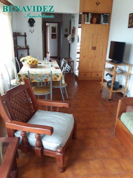Depto en Alquiler en Miramar ofrecido por Benavidez Inmobiliaria