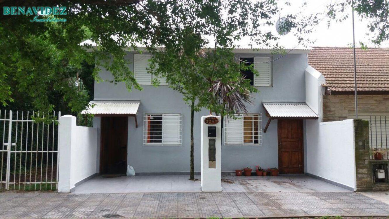 Dúplex en Alquiler en Miramar ofrecido por Benavidez Inmobiliaria