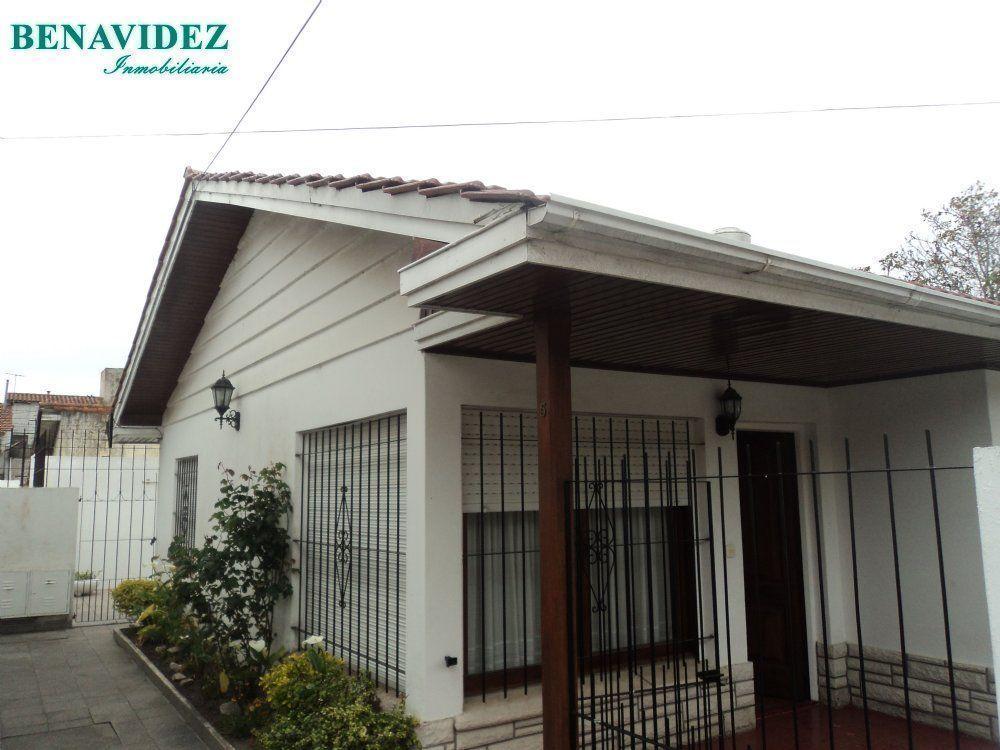Alquiler temporal de Chalet en Zona II para 6 personas provisto por Benavidez Inmobiliaria | Verano 2020 | Miramar