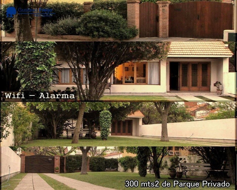 Alquiler temporal de Chalet en Zona IV para 6 personas provisto por Gustavo Freijo Propiedades | Verano 2020 | Miramar