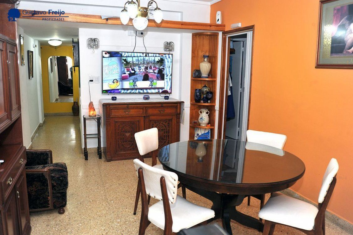 Alquiler temporal de Departamento en Zona I para 6 personas provisto por Gustavo Freijo Propiedades | Otoño 2020 | Miramar